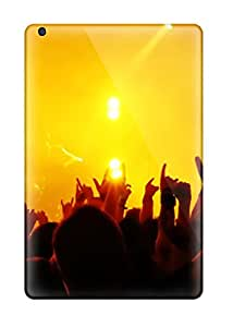 Robert sheppard James's Shop Hot 3709412J33223239 Cute High Quality Ipad Mini 2 People At An Concert With Hands Up Case