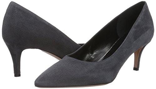 Women's Oxitaly Grey Sara Toe 100 palude Closed Heels dUWU6rg1T