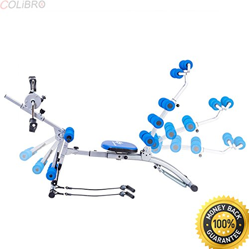 COLIBROX--Multi-functional Twister AB Rocket Abdominal Trainer Core Trainer Bench Stepper. ab rocket parts. best ab rocket twister manual amazon. abs rocket twister price. ab rocket exercises. by COLIBROX