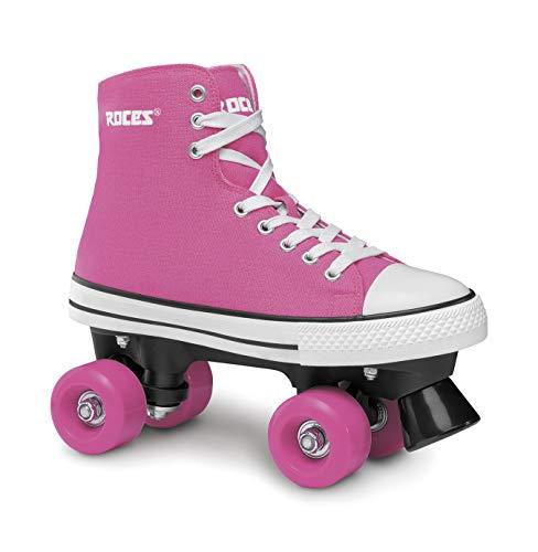 Roces 550030 Model Chuck Roller Skate,Deep Pink,11USW,9USM,42EU,8UK by Roces