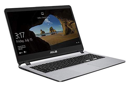 Asus Thin and Light Core i3 7th Gen 15.6 inch FHD Laptop ( 4 GB/ 1TB HDD /Windows 10/ Stary Grey /1.68 kg), X507UA- EJ836T