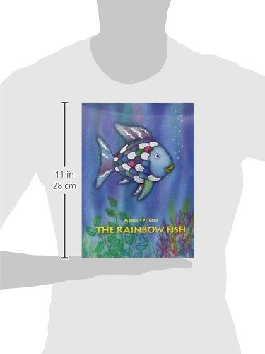 The Rainbow Fish: Marcus Pfister, J. Alison James: 8601404201721 ...