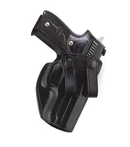 Galco Summer Comfort Inside Pant Holster for Glock 17, 22, 31 (Black, Right-hand)