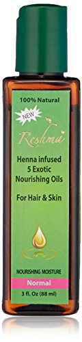Reshma Beauty Henna-Infused Oil for Normal Hair ()
