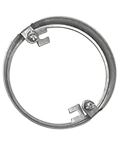 3 1 2 Inch Round 1 2 Inch Deep Pan Box Extension Ring 2