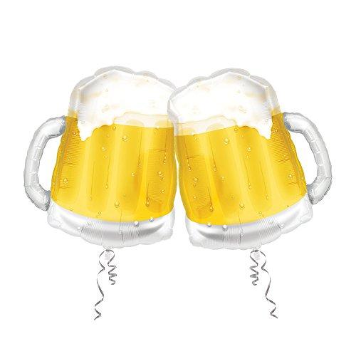 Set of 2 Foaming Beer Mug 23