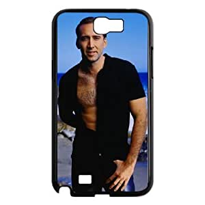 Samsung Galaxy Note 2 N7100 Cell Phone Case Black Nicolas Cage AFT831265