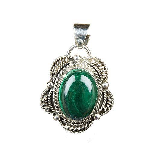 (Malachite Pendant, Wedding Pendant, Statement Pendant, Stunning Pendant, Designer Pendant, Spiritual Jewelry, Alternative Pendant, Fashionable Pendant, Bohemian Pendant)