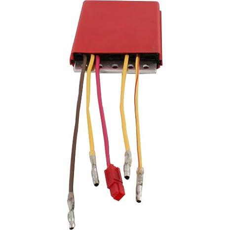 db electrical apo6007 voltage regulator for polaris atv sportsman 600 600  twin 04 597cc 700 efi