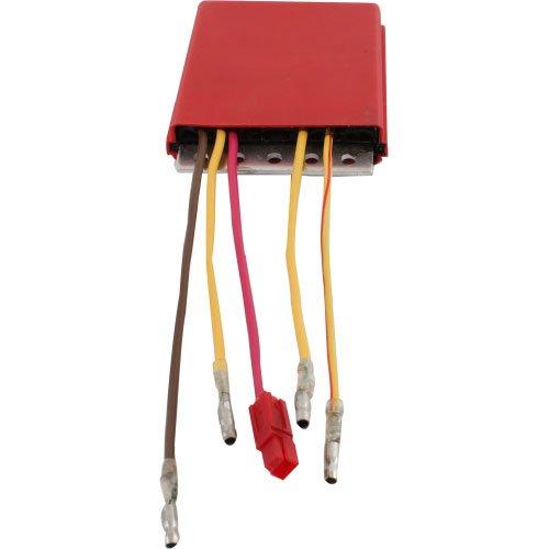 DB Electrical APO6007 Voltage Regulator For Polaris ATV Sportsman 600 600 Twin 04 597cc 700 EFI, 700 Twin, 700 Twin 4X4, 700 Twin EFI 4X4, 700 Twin Mossy Oak 04 683cc Ranger 2X4, 4X4 500, 6X6 04 499cc