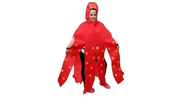 Disfraz de Pulpiña: Amazon.es: Ropa y accesorios