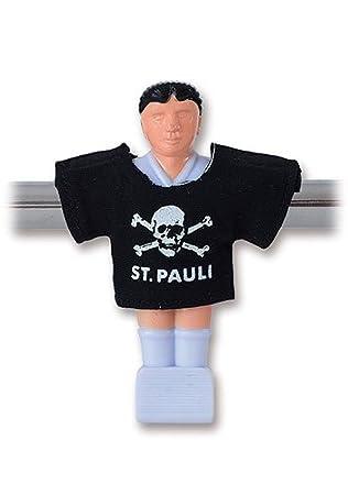 Kicker-camiseta-Set FC St, Pauli: Amazon.es: Juguetes y juegos