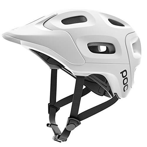 POC Trabec, Helmet for Mountain Biking, Hydrogen White, XS-S