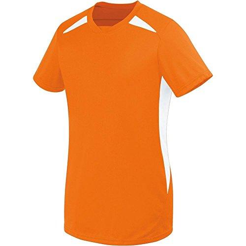(High Five Womens Hawk Jersey,Orange/White,Medium)