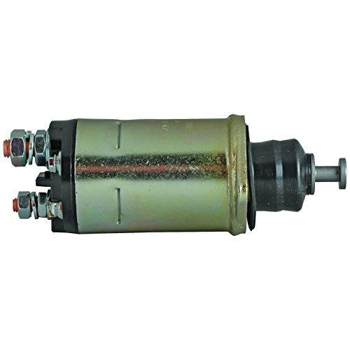 New 12V Premium Quality Starter Solenoid Replacement For Original Equipment Delco /& Nikko 10457055 10478614 0-47100-4100 0-47100-4160 0-47100-4390