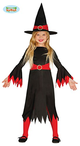 Guirca Halloween Child's Witch Costume ~ Medium -