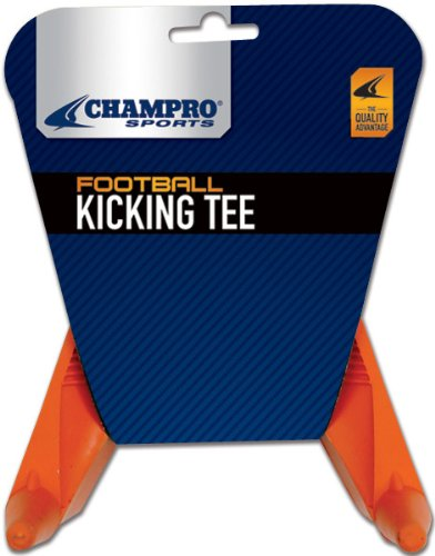 Champro kick-off-header Football tee (arancione) A100-H