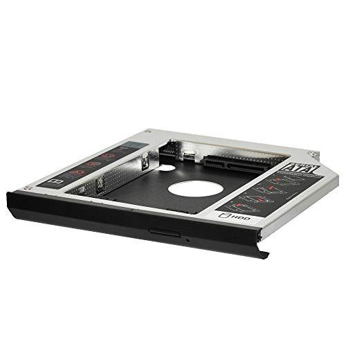 with Bezel 2ND Hard Drive Caddy for Lenovo Thinkpad L540 L440 E540 E440