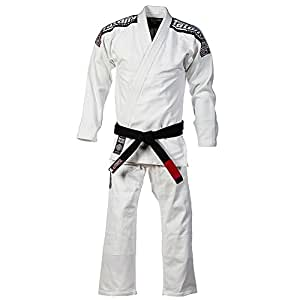 Tatami Nova BJJ GI - White - FREE White Belt - A1