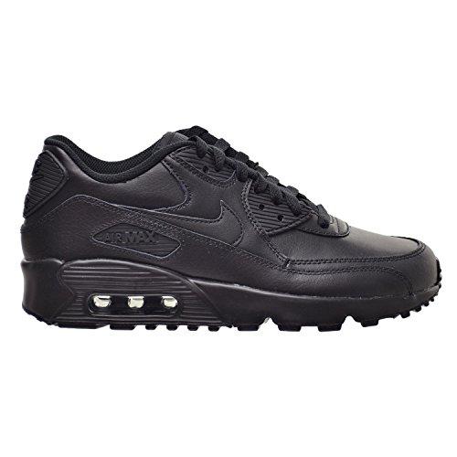 Nike Air Max 90 LTR (GS) Big Kids Shoes Black 833412-001