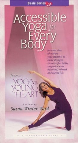 Accessible Yoga for Every Body: Basic Series 2 (VHS) -