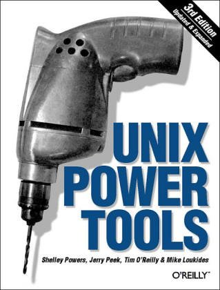 UNIX POWER TOOLS (Nutshell handbooks)