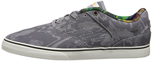 EMERICA Skate Shoes REYNOLDS LOW VULC ALTAMONT GRAY
