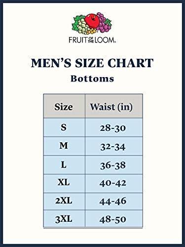 Fruit Of The Loom Men S Fleece Sweatpants Light Grey Heather X Large Buy Online At Best Price In Uae Amazon Ae