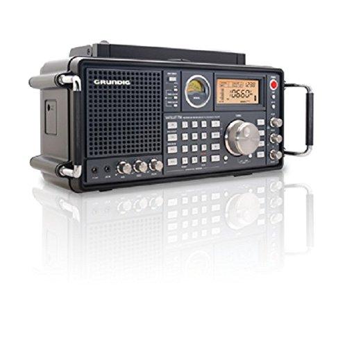 Eton Grundig Satellit 750 Ultimate AM / FM / Aircraft / SSB / Shortwave Radio, NGSAT750B by Eton