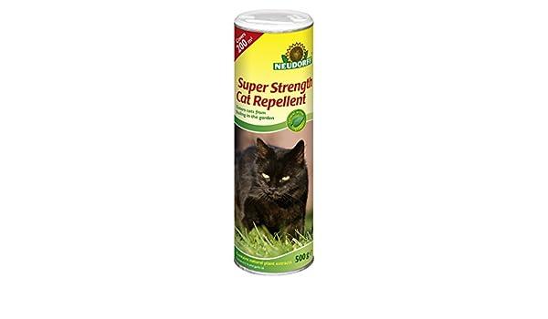 Neudorff Super Strength Cat Repellent 500 G: Amazon.es: Jardín
