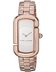 Marc Jacobs Womens The Jacobs Rose Gold-Tone Watch - MJ3502