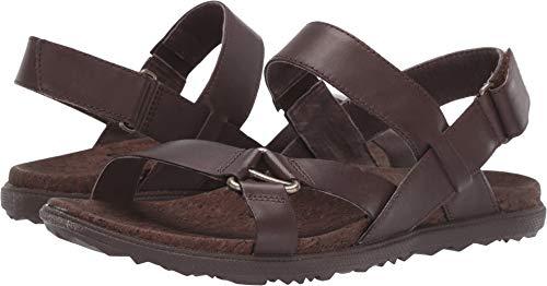 Merrell Women's, Around Town Chey Backstrap Sandal Bracken 8 - Brown Womens Bracken Shoes