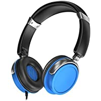 CheckOut Sentey Headphones with Microphone Inline Control for Travel Running Sports Headset Gaming Hifi Audio for Kids... dispense