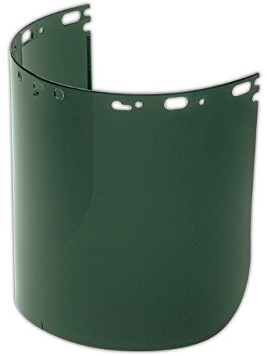 Fibre-Metal Hard Hat WM866U Protecto-Shield Replacement Visors, Shade - Shield Protecto