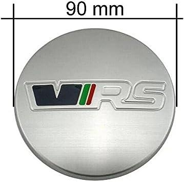 For Octavia Fabia Rapid Superb CHEAPEST ON Skoda Badge Emblem 90mm