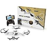Sky Viper 1849 Journey GPS Streaming Video Drone, Black/Green
