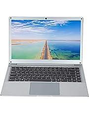 Bärbar Dator, 14 Tum FHD-bärbar Dator, RAM 12 GB ROM 128 GB, SSD-förlängningslagring, Intel N4020-processor, Webbkamera, Bluetooth, HDMI, WiFi, för Windows 10(grå)