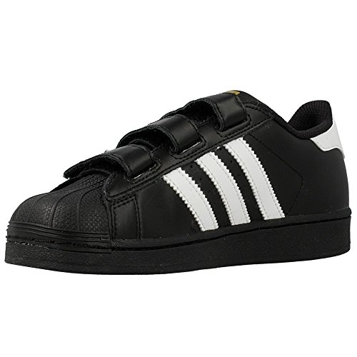 adidas Superstar Foundation CF C - Zapatillas Para Niño schwarz