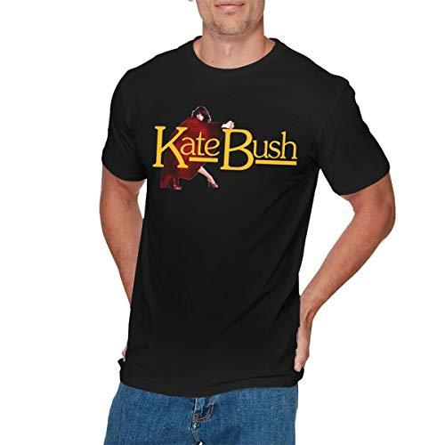 BEN ROSE Mens Vintage Kate Bush T Shirts S Black]()