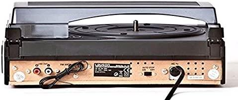 Lauson CL144 Tocadiscos Bluetooth Estéreo 2 velocidades (33 ...