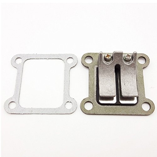 TC-Motor Reed Valve Block Gasket For 2 Stroke 47cc 49cc Engine Mini Moto Kids ATV Quad 4 Wheeler Dirt Bike Pocket Bike Minimoto (Mini Quad Gasket compare prices)