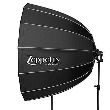 Westcott 3732 Zeppelin Para-59 Deep Parabolic ()