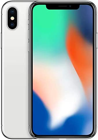 Apple Simple Mobile Prepaid - Apple iPhone X (64GB) - Silver