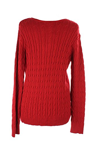 Jual Charter Club Womens Plus Cable Knit Long Sleeves Pullover ... 4a0eef698