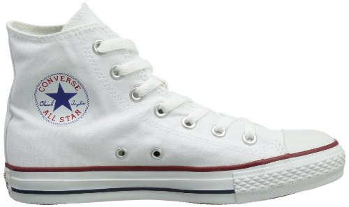 Converse Chuck Taylor All Star Hi Trainer - Optisch Wit Optisch Wit Leer