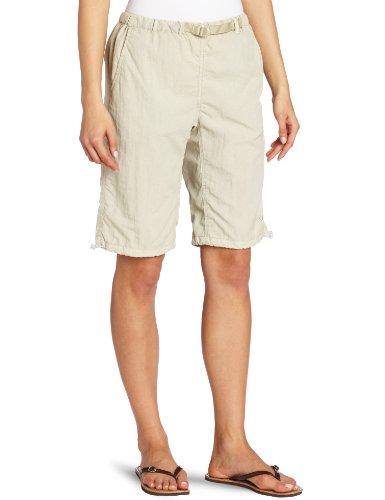 White Sierra Women's Hanalei Bermuda Short, Large, Stone