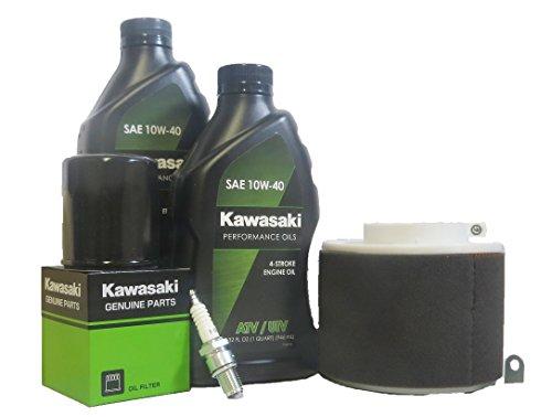 2010 Kawasaki Mule (2005-2013 Kawasaki Mule 610 4X4 Xc Complete Maintenance Kit)