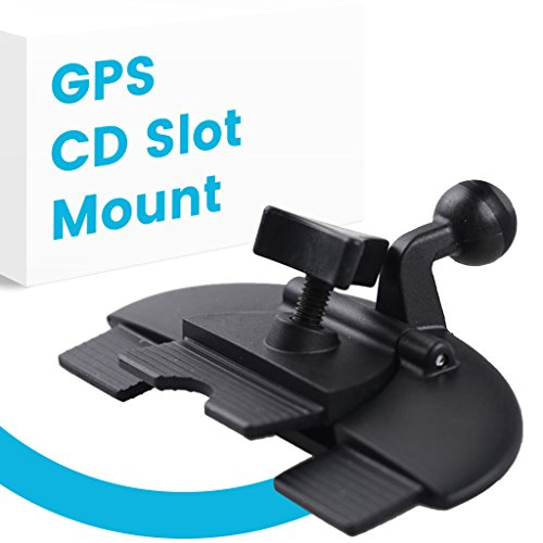 GPS Mount, APPS2Car CD Slot Mount GPS Holder Base for Garmin Nuvi Serie