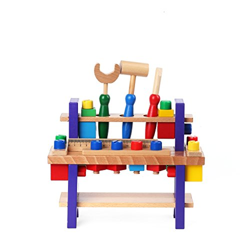 wood and nails toy kit - 5