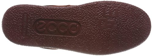 Soft 5330 ECCO 1 Brick Trainers Women's Ladies Red Fired S88wx1Pq5